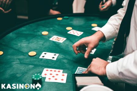 Poker steg för steg Texas Hold'em