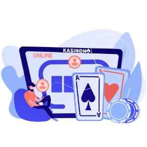 Spela live casino från mobilen