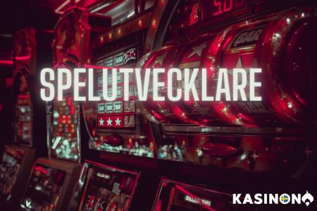 Spelutvecklare för live casino